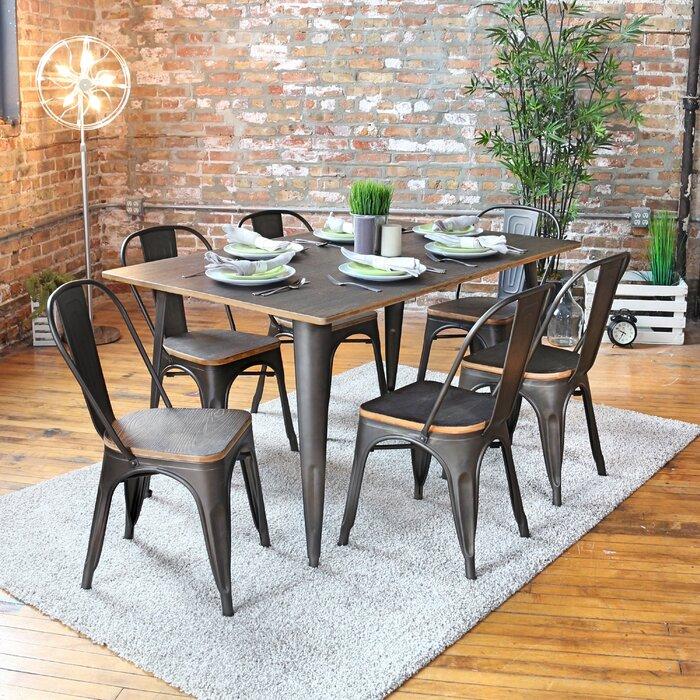 Trent Austin Design Claremont 7 Piece Dining Set U0026 Reviews | Wayfair