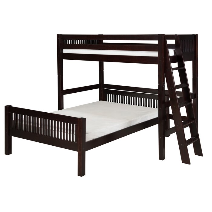 Helga Twin Over Full L Shaped Bunk Bed Reviews