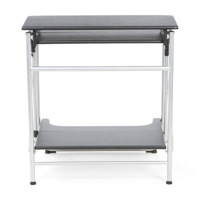 Comfort Products Freeley Folding Computer Desk Reviews Wayfair