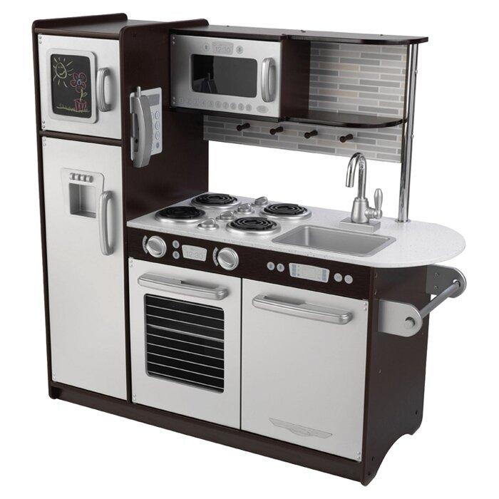 Kidkraft Kitchen kidkraft uptown kitchen & reviews | wayfair