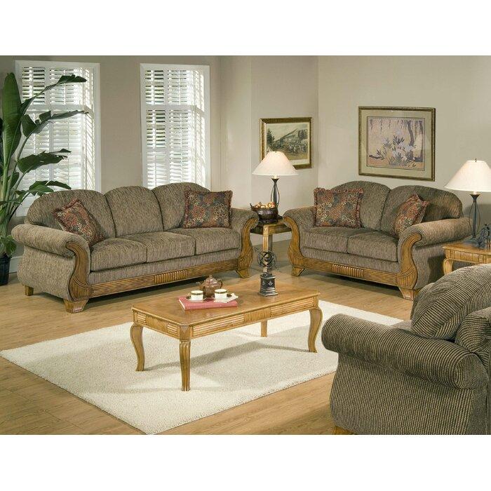 Astoria Grand Moncalieri Configurable Living Room Set & Reviews ...