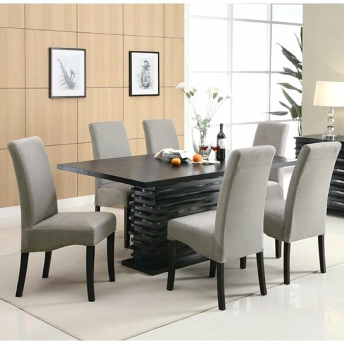 Infini Furnishings Jordan 7 Piece Dining Set U0026 Reviews | Wayfair Part 74