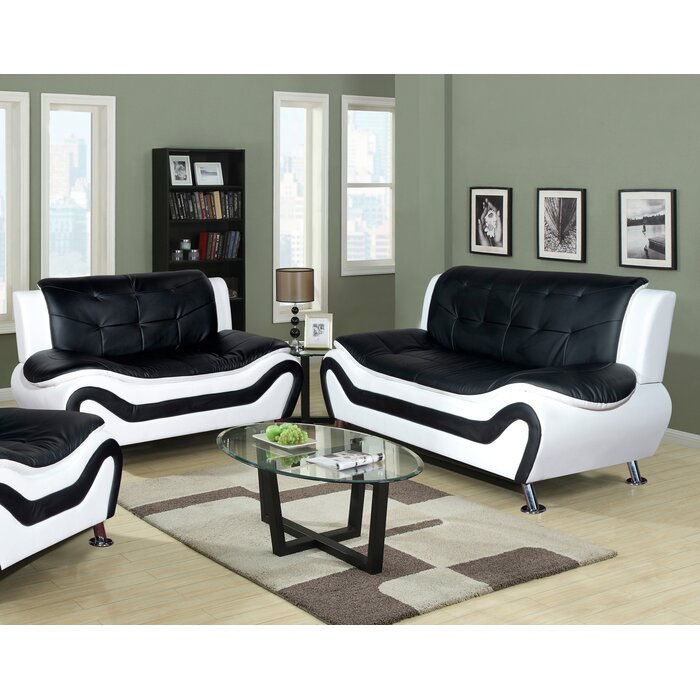 sofa loveseat sets leather latitude run set and up reclining