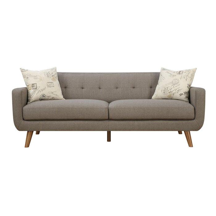 mid century modern furniture. Gaven Mid Century Modern Sofa \u0026 Pillow Set Furniture A