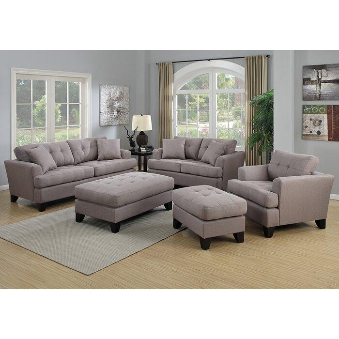 Porter International Designs Norwich Configurable Living Room Set Reviews