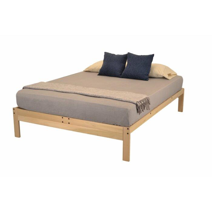 - KD Frames Nomad Plus Platform Bed & Reviews Wayfair