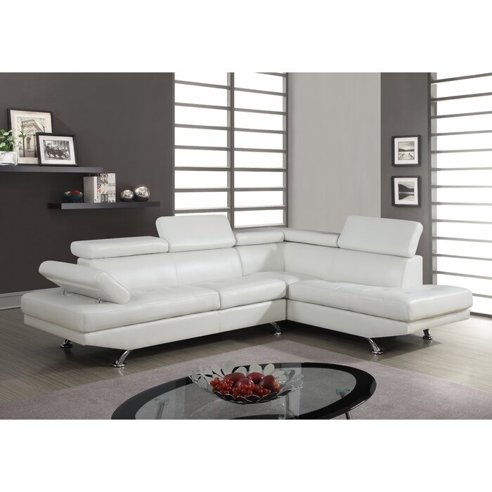 Captivating Global Furniture USA Reclining Sectional U0026 Reviews | Wayfair