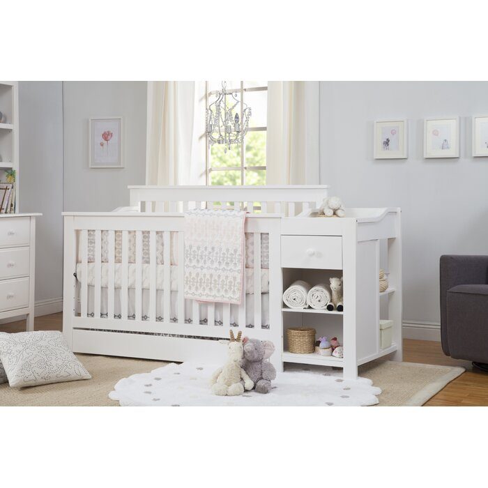- DaVinci Piedmont 4-in-1 Crib And Changer Combo & Reviews Wayfair