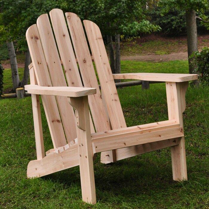 Shine Company Inc. Marina Adirondack Chair U0026 Reviews   Wayfair