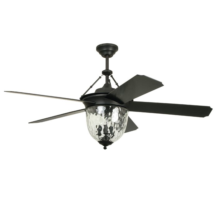 52 Fairmead 5 Blade Ceiling Fan With Wall Remote Reviews