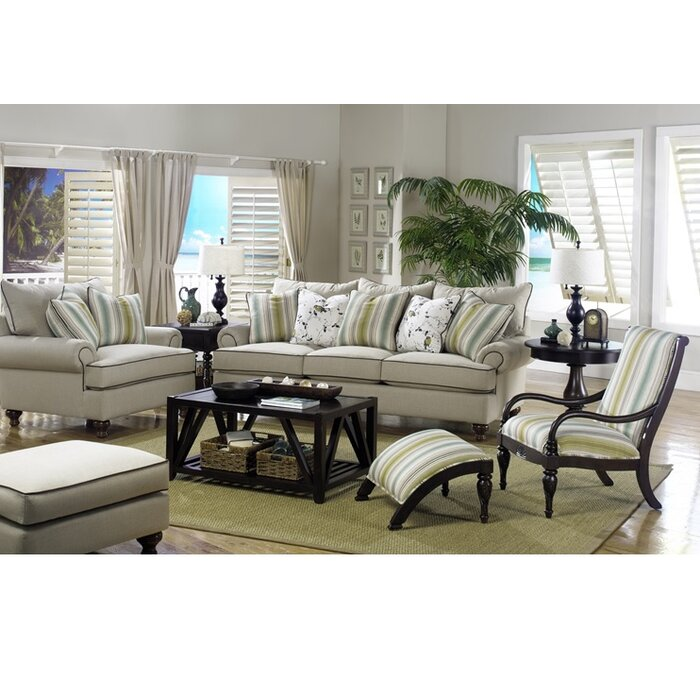Paula deen home duckling living room collection reviews wayfair for Paula deen living room furniture