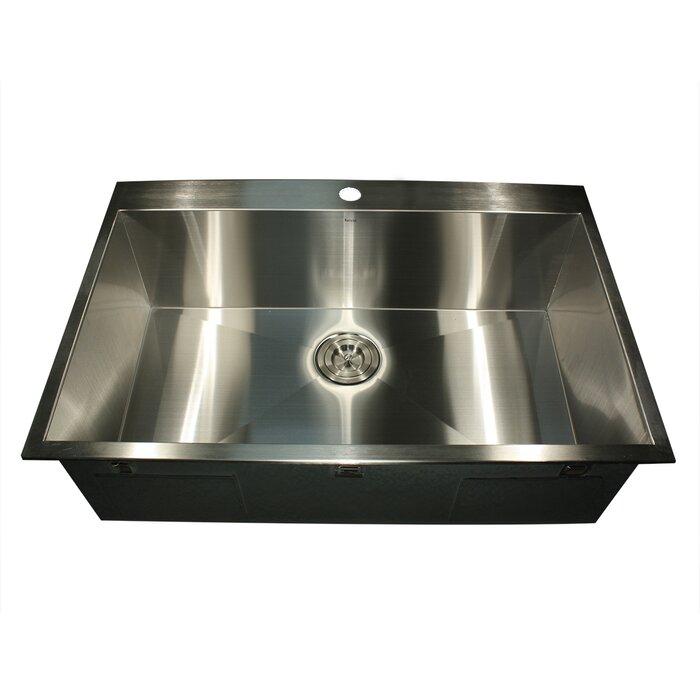 ... Kitchen Sink For Sale White Top Mount Stainless Steel Kitchen Sink
