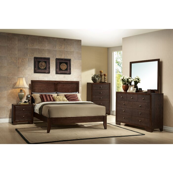 ACME Furniture Madison Panel Customizable Bedroom Set & Reviews ...