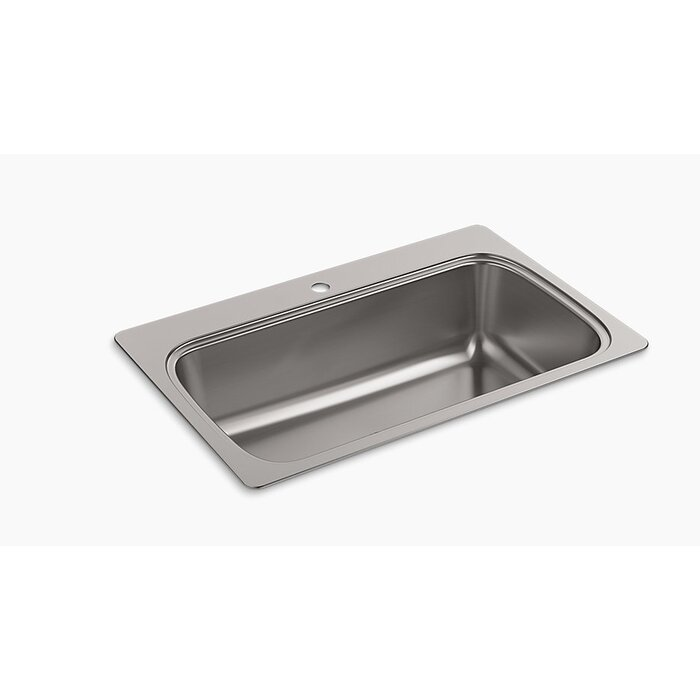 Stainless Steel Kitchen Sinks You'Ll Love | Wayfair