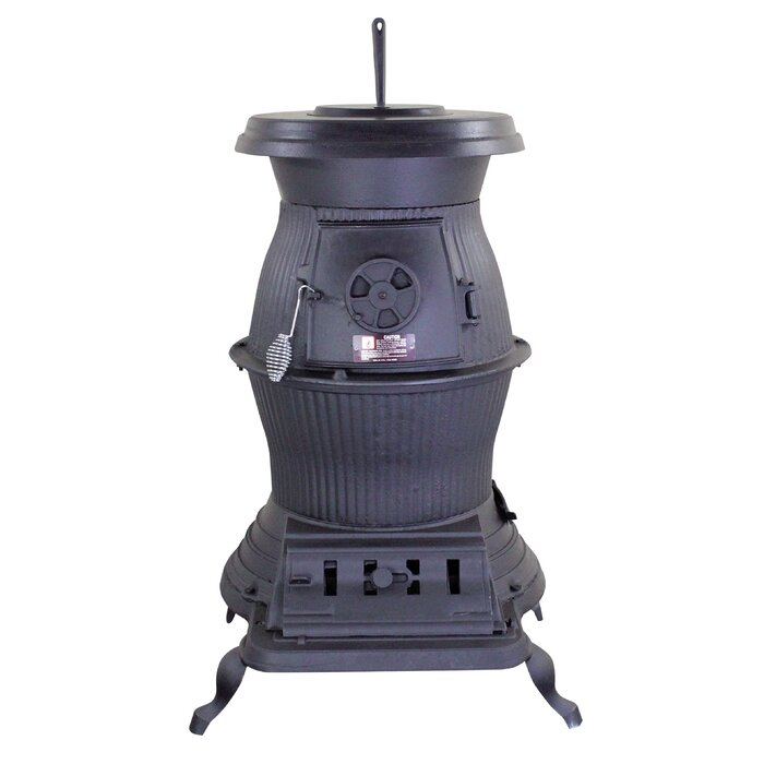 Electric Potbelly Stoves | Wayfair