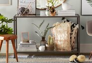 Six Ways to Style Your Console Table