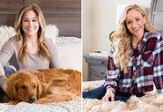 Inside Shawn Johnson's & Nastia Liukin's Bedroom Makeovers