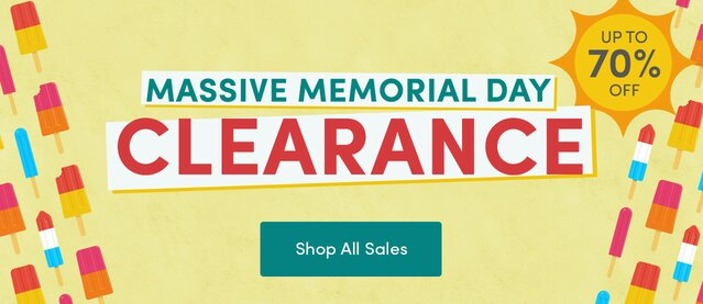 Save Up to 70% off Memorial Day Mega Sale at Wayfair