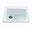 "White Reliance 25"" x 22.25"" Simplicity Single Bowl Kitchen Sink"
