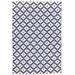 Samode Denim/Ivory Indoor/Outdoor Area Rug