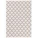 Samode Hand-Woven Ivory/Grey Indoor/Outdoor Area Rug