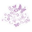 Lambs & Ivy Butterfly Lane Wall Decal