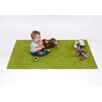 Sport and Playbase Teppich Green