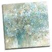 Portfolio Canvas Decor Hydrangeas by E. Franklin Painting Print on Wrapped Canvas