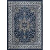 Home Dynamix Premium Geometric Country Blue Area Rug