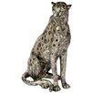 ChâteauChic Sitting Cheetah Figurine