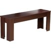 Home & Haus Wooden Bench