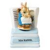 Beatrix Potter Mrs Tiggy Winkle Musical Figure