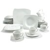 Creatable Priamo 30 Piece Porcelain Tableware Set