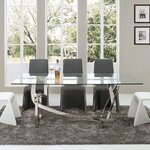 Wade Logan Jarred Dining Table Amp Reviews Wayfair