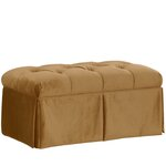 Nspire Upholstered Storage Bench Amp Reviews Wayfair