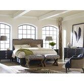 Logan Platform Bed By Brownstone Furniture Bedroom
