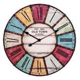 Bel Étage Wall Clocks