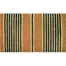 Warfel Ticking Stripes Doormat