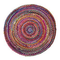 Handgewebter Teppich