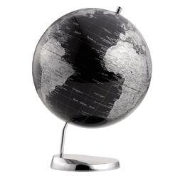 Schwarz-Weiß Globus