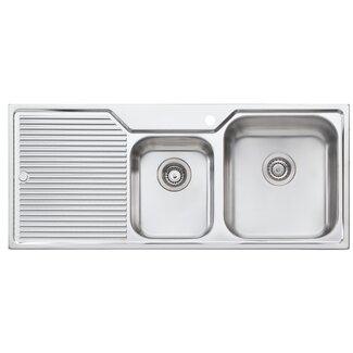 Kitchen Sinks Canberra : Oliveri Canberra 45.25