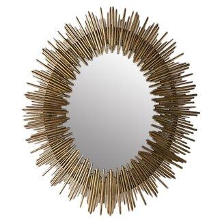 Modern Arteriors Home Prescott Wall Mirror Allmodern