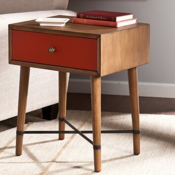 Southern enterprises norwich side table wayfair uk for Coffee tables norwich