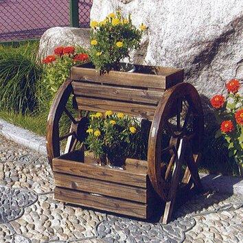 House Additions Novelty Wheelbarrow Planter Amp Reviews