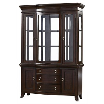 While China Cabinets Are Often Spoken Of In Terms Antique Or Vintage Furniture More