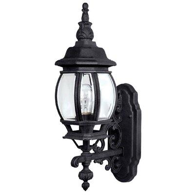 capital lighting french country 1light outdoor wall lantern u0026 reviews wayfair - Capital Lighting