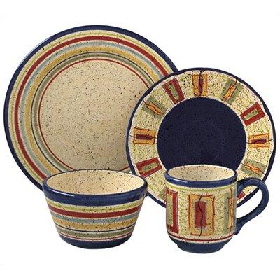 pfaltzgraff sedona 16 piece dinnerware set service for 4 u0026 reviews wayfair - Pfaltzgraff Patterns