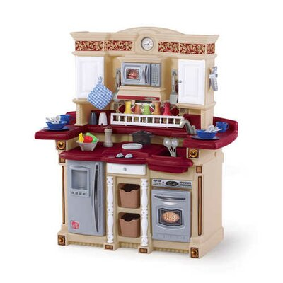 Step2 LifeStyle 33 Piece Party Time Kitchen Set U0026 Reviews | Wayfair