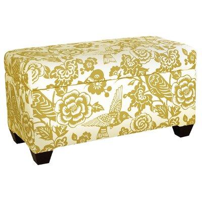 - Skyline Furniture Upholstered Storage Ottoman & Reviews Wayfair