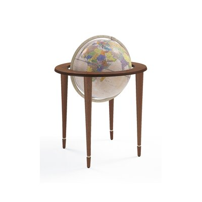 Zoffoli Globes USA Amerigo Vespucci Floor Globe U0026 Reviews | Wayfair